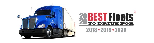 2018 Best Fleet to Drive For